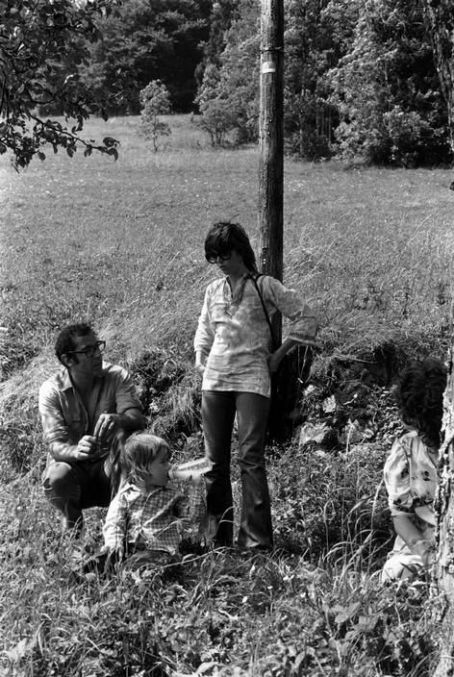 Vanessa Vadim Jane Fonda and Roger Vadim with their daughter Vanessa