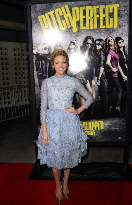 Brittany Snow: LA premiere of 'Pitch Perfect'