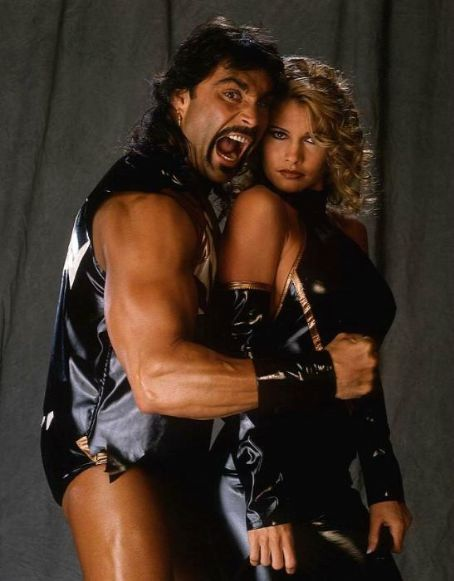 Rena Mero  and Marc Mero