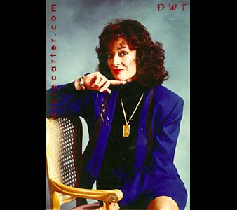 Dixie Carter . Dixie made designing Women