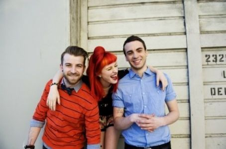 Jeremy Davis - Hayley Williams