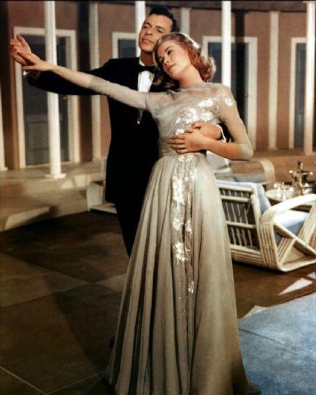 Frank Sinatra and Grace Kelly Grace Kelly