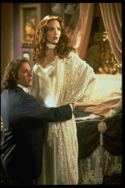 Steven Weber Amy Yasbeck and  in Dracula: Dead and Loving It (1995)