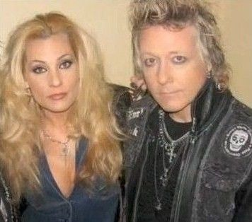 James Kottak and Athena Lee
