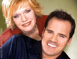 Michael Park Maura West and