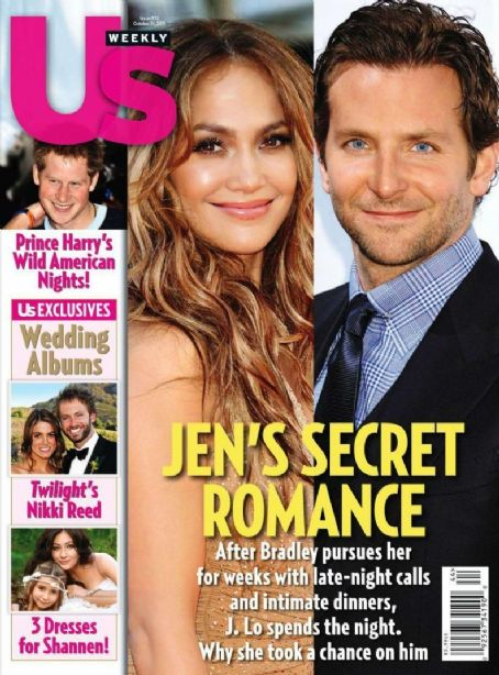 Jennifer Lopez - US Weekly Magazine Cover [United States] (31 October 2011)