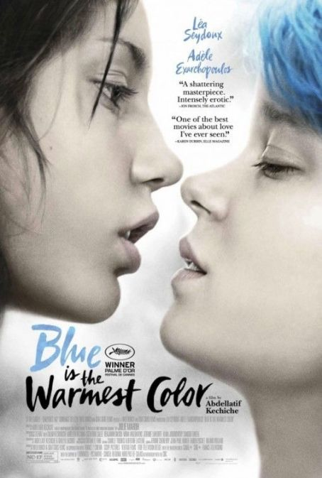 Adèle Exarchopoulos Blue Is the Warmest Color