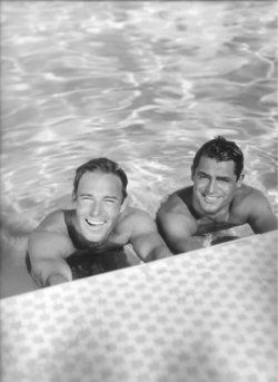 Randolph Scott Cary Grant and