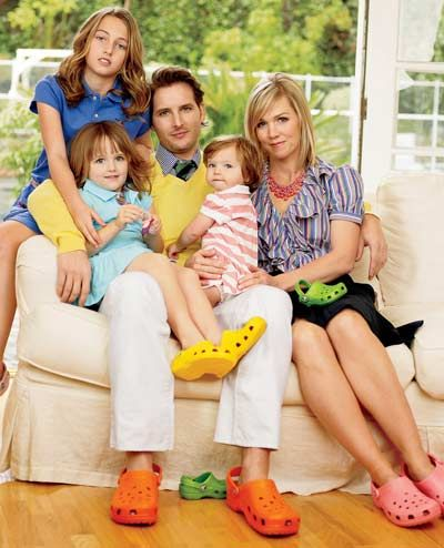 Peter Facinelli Jennie Garth and