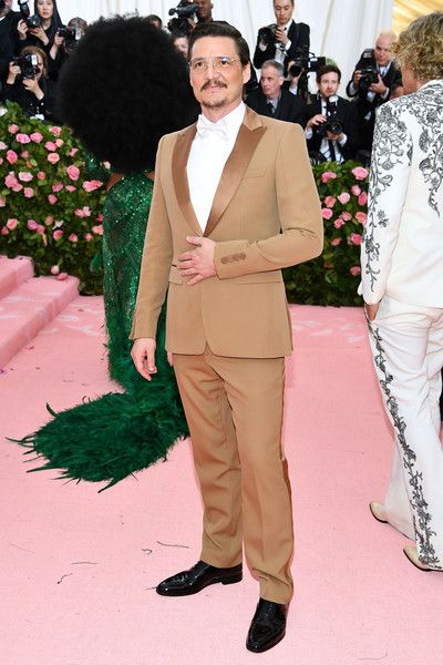 Pedro Pascal: The 2019 Met Gala Celebrating Camp: Notes on Fashion - Lookbook