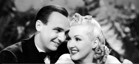 Jackie Coogan Betty Grable and
