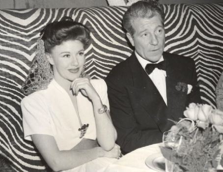 Jean Gabin and Ginger Rogers