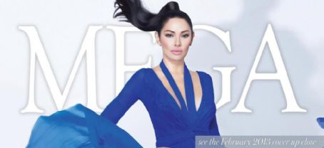 Ruffa Gutierrez  - Mega Magazine Pictorial [Philippines] (February 2013)