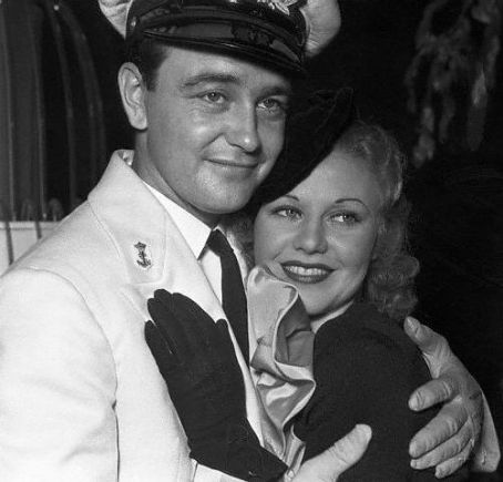 Lew Ayres Ginger Rogers and
