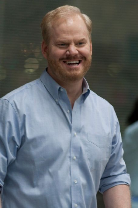 Jim Gaffigan  in It's Kind of a Funny Story.  (Away We Go) is cast as George, a husband and father who is surprised by the news that his son Craig (Keir Gilchrist) is staying at a hospital. Photo Credit: K.C. Bailey