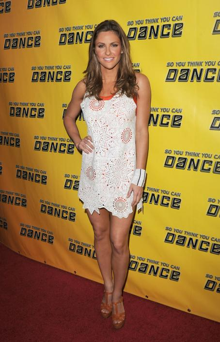 Jill Wagner - Fox's 'So You Think You Can Dance' Season 7 Viewing Party, 27 May 2010