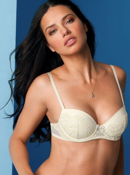Adriana Lima for Victoria's Secret May 2013