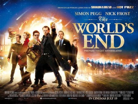 Eddie Marsan The World's End