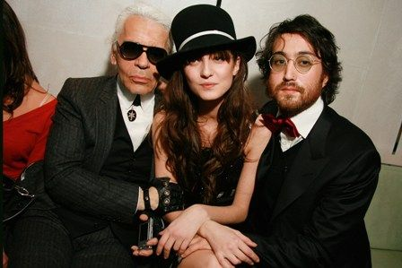 Irina Lazareanu Sean Lennon and