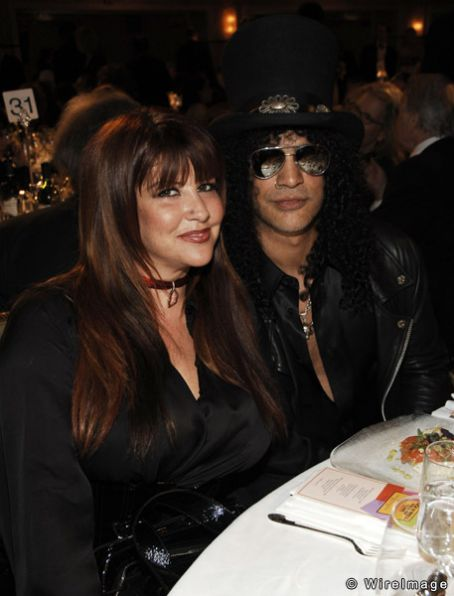 Slash and Perla Ferrar - Slash NULL and Perla Ferrar