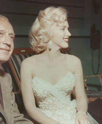 Jack Benny Marilyn Monroe