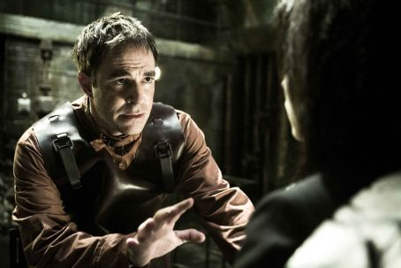 Stuart (Roger Bart) in HOSTEL PART II. Photo credit: Rico Torres / Lionsgate