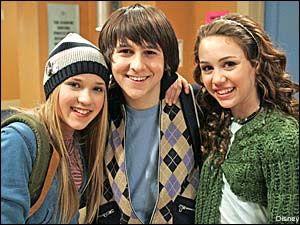 Hannah Montana Mitchel Musso