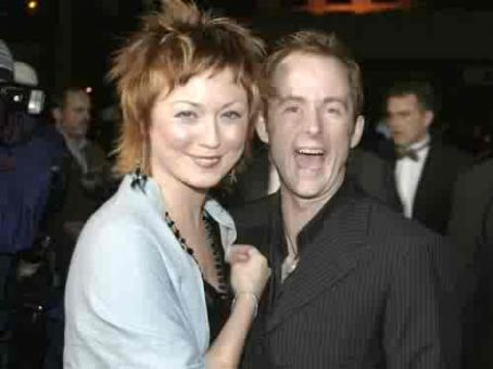 Billy Boyd  and Allison Mckinnon