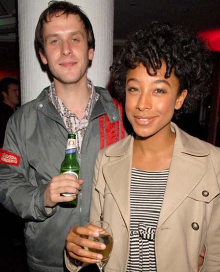 Corinne Bailey Rae  and Jason Rae