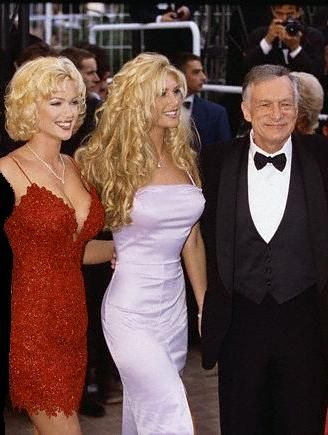 Heather Kozar Hugh Hefner and