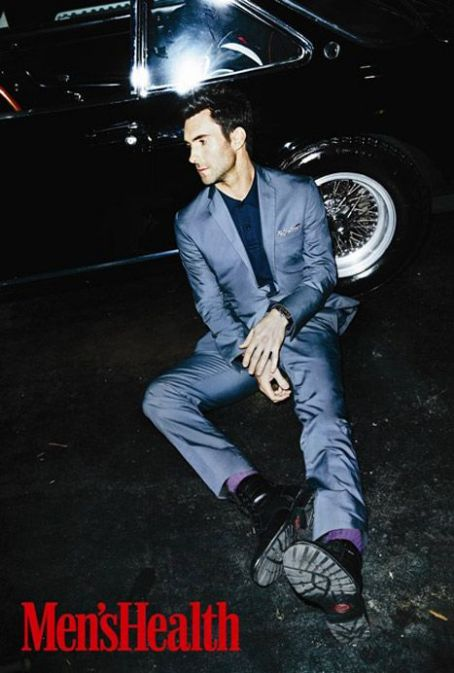 Adam Levine - Men's Health Magazine Pictorial [United States] (March 2013)