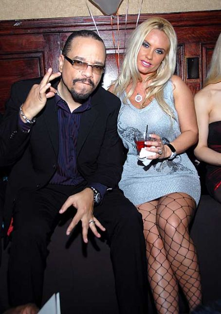 Ice-T  and Nicole Austin