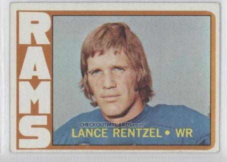 Lance Rentzel