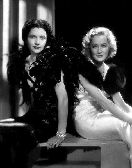 Miriam Hopkins  & Kay Francis