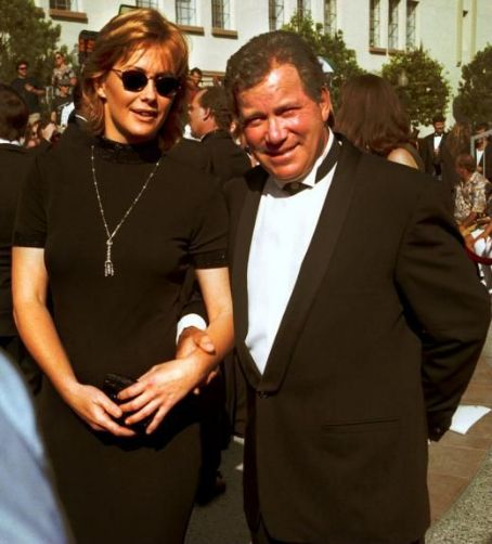 Nerine Kidd  and William Shatner
