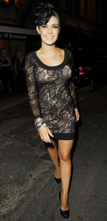 Kym Marsh - Beverley Callards Hen Party 4/9/2010