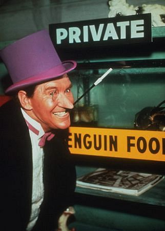 Burgess Meredith Batman