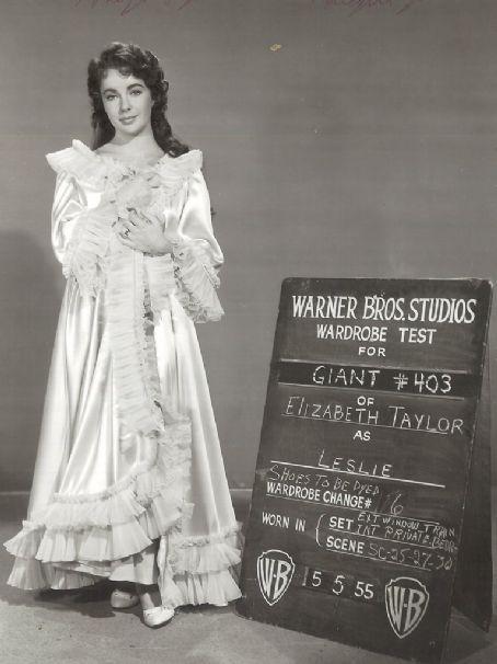 Giant Elizabeth Taylor