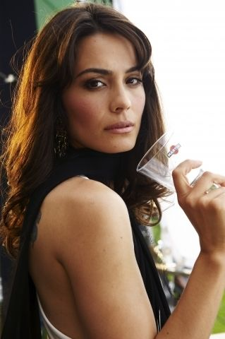 Shannyn Sossamon in Martini Commercial