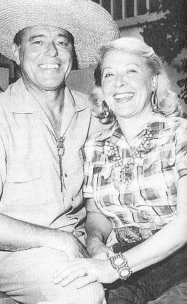 Vivian Vance  and Philip Ober
