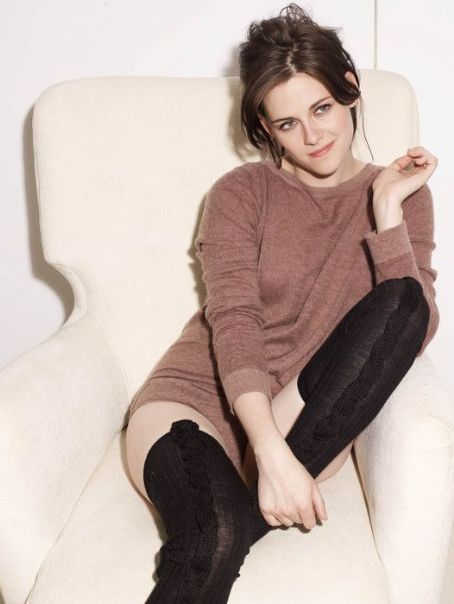 Outtakes Of Kristen Stewart From The ELLE UK Photoshoot