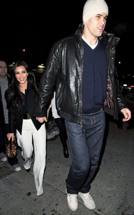 Kris Humphries At Provocateur club (January 22 2011).