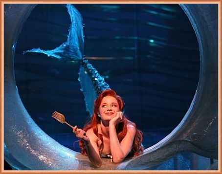 Princess Ariel The Little Mermaid - The Musical