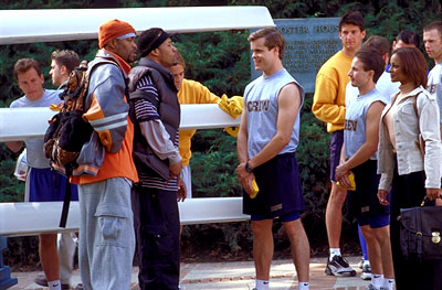 Method Man, Redman and Chris Elwood in Universal's How High - 2001
