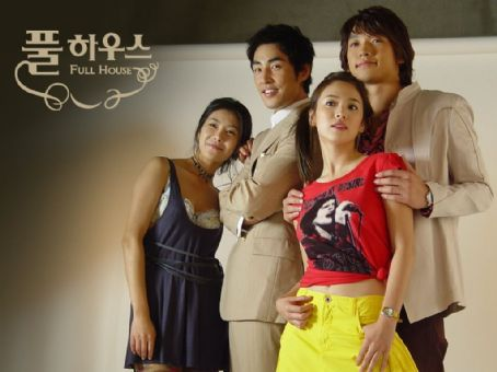 Korean Drama Full House wallpapers Starring Rain and Song Hye-kyo