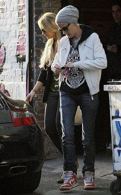 Samantha Ronson Lindsay Lohan and