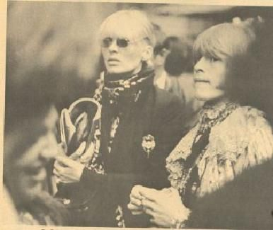Nico and Brian Jones