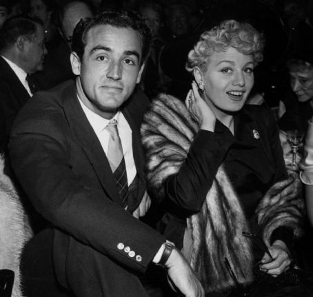 Shelley Winters  and Vittorio Gassman