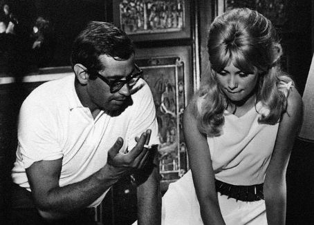 Roger Vadim  and Catherine Deneuve