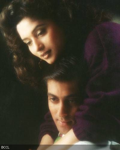 Madhuri Dixit Sallu and Madhuri